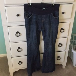 Size large American Star maternity jeans!